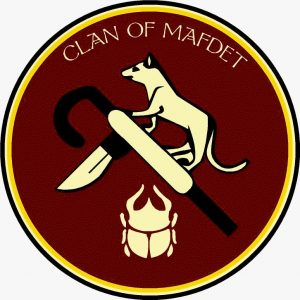 Clan of Mafdet sigil